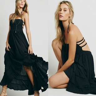 Vestido Longo Amanda Ref 6371