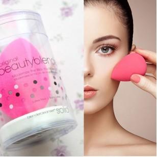 Esponja Pink BB Blender Maquiagem Ref 6383