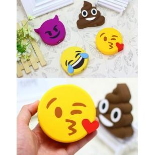 Bateria Extra Recarregável Portátil Emoji Ref 6555