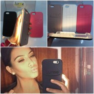 Capa LuMee Luz Led Selfie para iPhone 6 e 6 plus Ref 5991