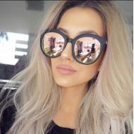 Óculos Luxo Ouro Rosa Ref 6717