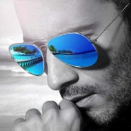 Óculos Aviador Masculino Ref 6679