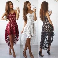 Vestido Alice Crochet Ref 6702