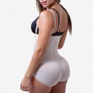 Body Cinta Modeladora com alças Ref 7160