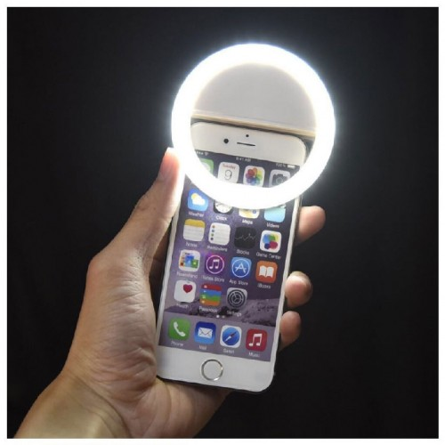 Luz De Selfie Para Celular Flash Foto Led Ref 7203