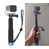 Vara Handheld Monopé para Gopro