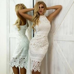 Vestido Ariane Renda Ref 6285