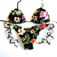 Biquini Babadinho Floral Ref 7342