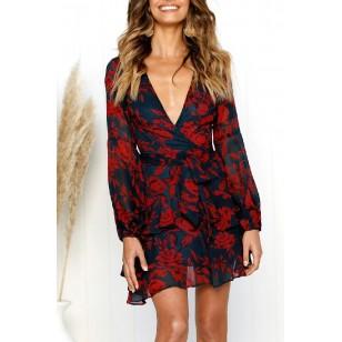 Vestido Lorena Ref 6476