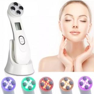 Aparelho de Rádio Frequência Lift Facial Anti Rugas Removedor Ref 7810