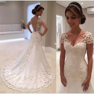 Vestido de Noiva Casamento Sob Medida Ref 7552