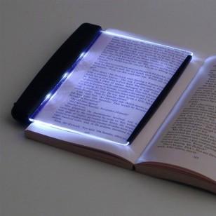 Luminária LED para Leitura Livros Portátil a Bateria Ref 7553