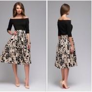 Vestido Moda Evangélica Ref 7574