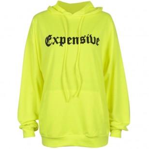 Moletom Feminino Expensive Ref 7583