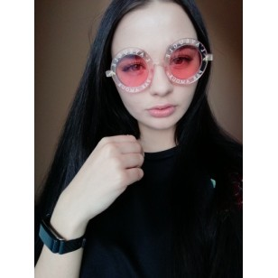 Óculos Laveugle Par Amour Circular Ref 7618