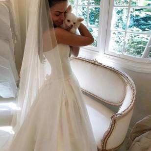 Vestido de Noiva Casamento Promoção Ref 7630