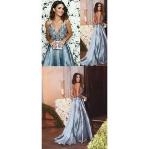 Vestido de Baile Formatura Casamento Convidados Ref 7652
