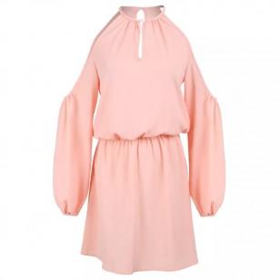 Vestido Ariane Manga Longa Ref 7591