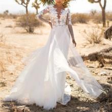 Vestido Pré Wedding Longo Noivas Casamento Ref 7497