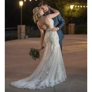 Vestido de Noiva Casamento Sob Medida Ref 7687