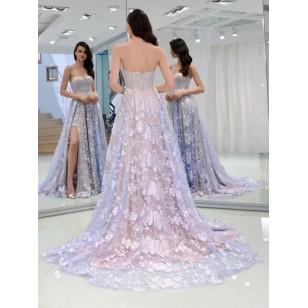 Vestido De Aniversário 15 anos Festa Eventos Debutantes Ref 7695