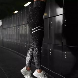 Calça Legging Academia CrossFit Ref 7700