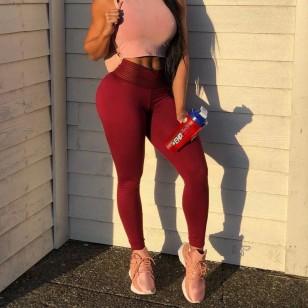 Calça Legging para Musculação Treino Feminino Ref 7790