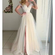 Vestido de Casamento Noiva Convidados e Madrinhas Ref 7926