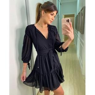 Vestido Ariane Canovas Blogueira Ref 7949