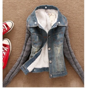 Jaqueta Jeans Ref 5264